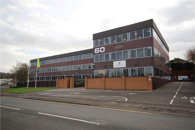 Thumbnail Office to let in Part Second Floor, 60 Whitehall Road, Halesowen, West Midlands