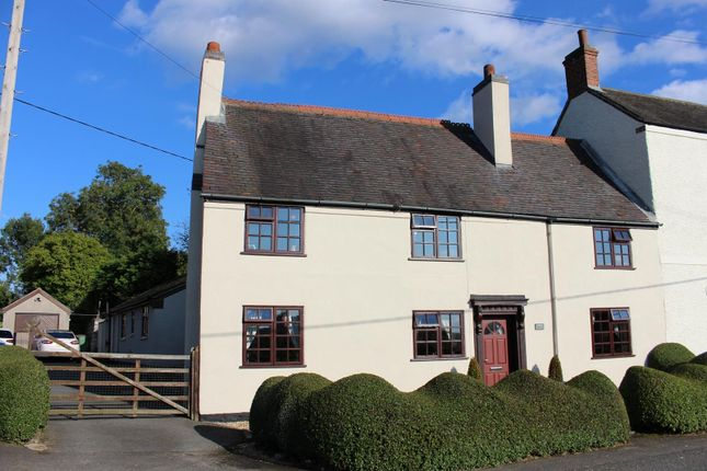 Thumbnail Cottage for sale in Coleorton, Leicestershire