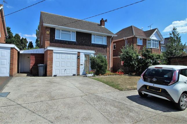 Thumbnail Detached house for sale in Frimley Green Road, Frimley