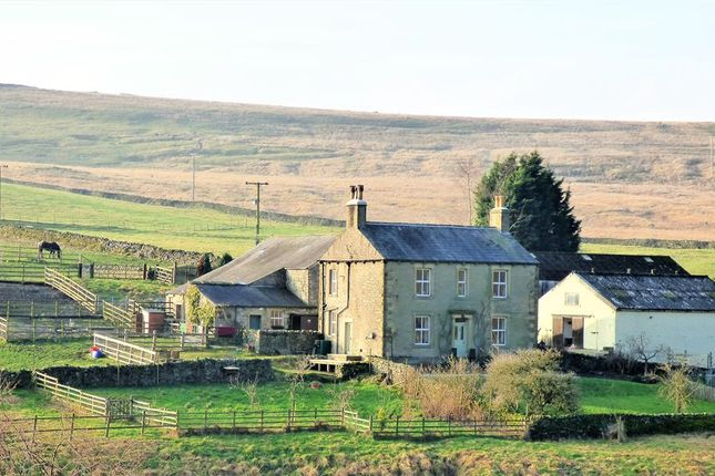 Thumbnail Farmhouse for sale in Giggleswick, Settle
