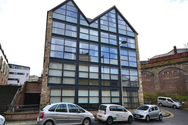 Thumbnail Flat to rent in The Tannery, Curzon Place, Gateshead Quayside
