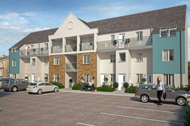 Thumbnail Flat for sale in Chapel Walk Mews, North Parade North Parade, Camborne