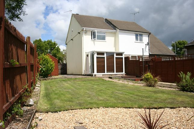 Thumbnail Semi-detached house to rent in Carmarthen Road, Swansea
