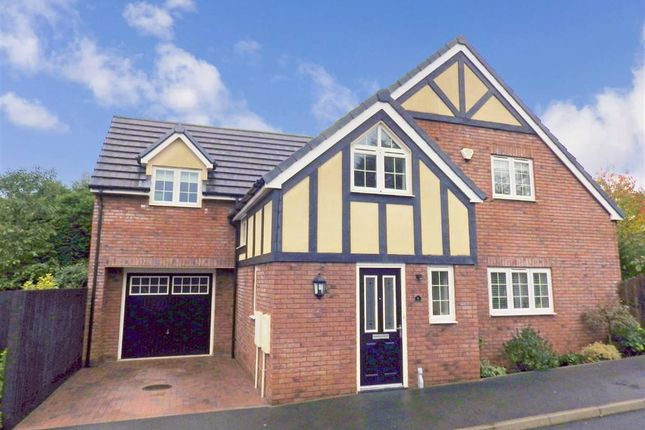 Thumbnail Detached house for sale in Barnpear Court, Tuffley, Gloucester