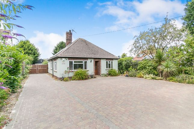 Thumbnail Detached bungalow for sale in Boxted Road, Mile End, Colchester