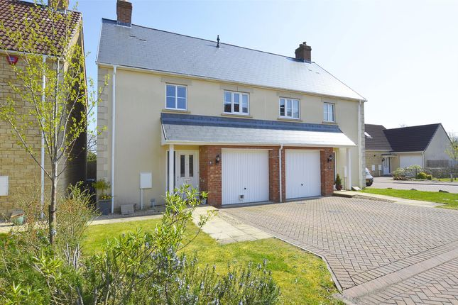 Thumbnail Semi-detached house for sale in Mendip Gardens, Holcombe, Radstock