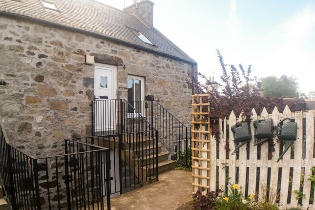 Thumbnail Terraced house to rent in 7 Jake Forbes Close, Huntly, Aberdeenshire