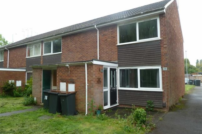 Thumbnail Maisonette for sale in Rectory Drive, Exhall, Coventry