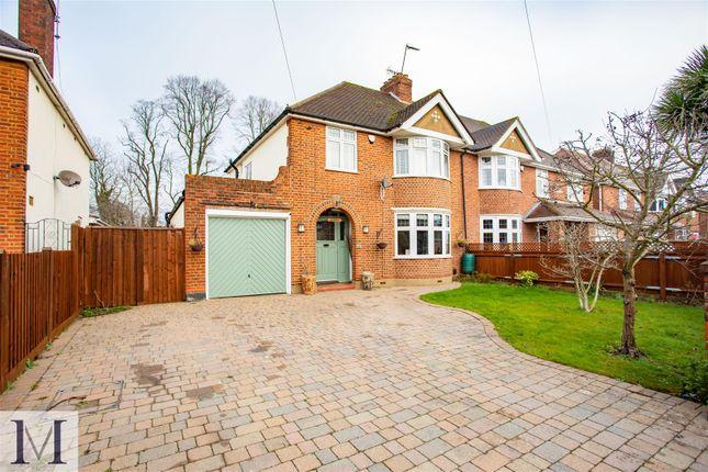 Thumbnail Semi-detached house for sale in Sutton Avenue, Slough