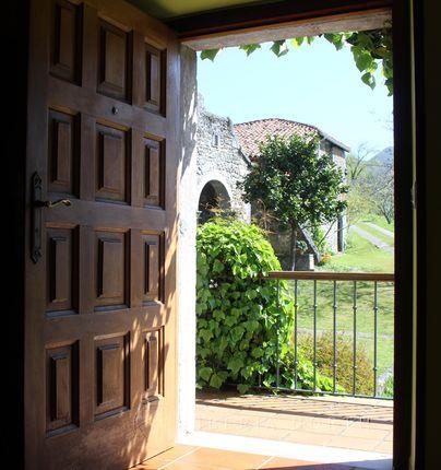 Bedroom Terrace of Sinariega, Parres, Asturias, Spain