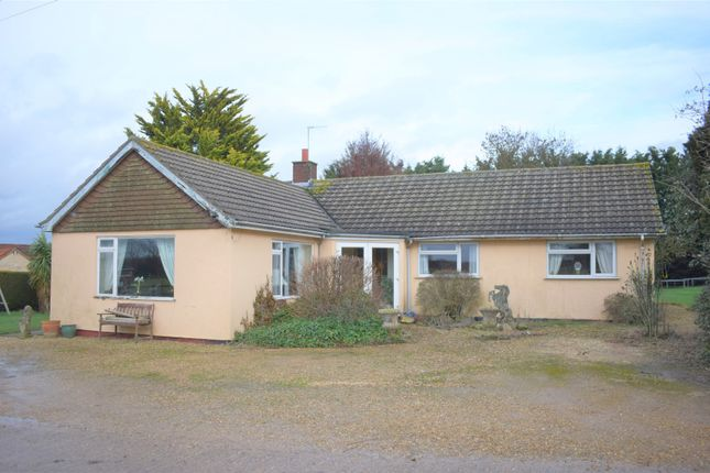 Thumbnail Detached bungalow for sale in Hickling Lane, Long Clawson, Melton Mowbray