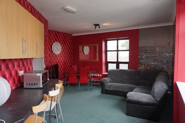 Thumbnail Town house to rent in Gibbon Lane, North Hill, Plymouth
