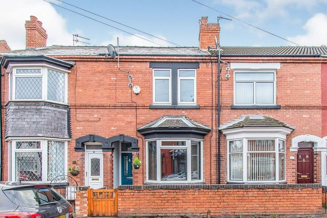 Thumbnail Terraced house to rent in Royston Avenue, Doncaster