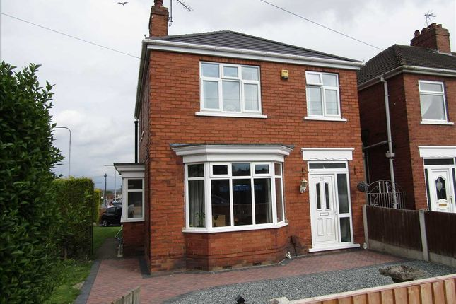 Thumbnail Detached house for sale in Monks Road, Scunthorpe