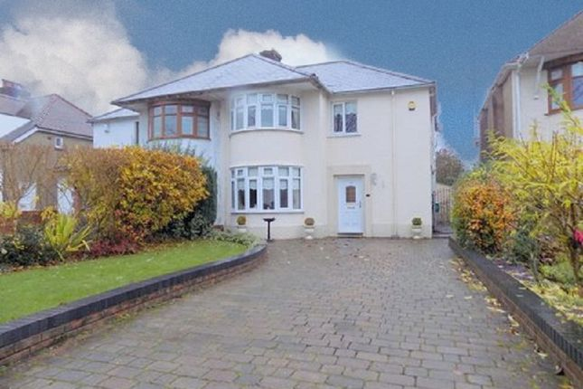 Thumbnail Semi-detached house for sale in Llewellyn Avenue, Neath, Neath Port Talbot.