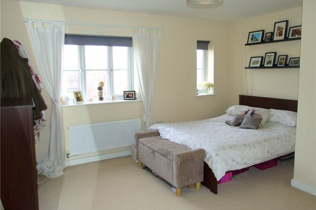Master Bedroom of Battersea Park Way, Derby DE22