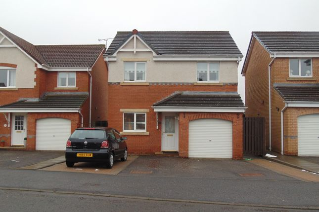 Thumbnail Detached house to rent in Old Golf Course Road, Armadale, Bathgate