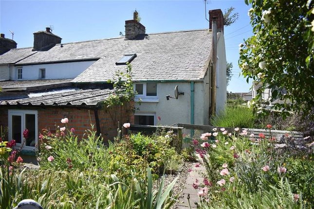Thumbnail End terrace house for sale in Glanyrafon Terrace, Llanrhystud, Ceredigion