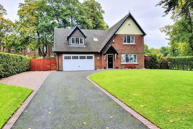 Thumbnail Detached house for sale in Sycamore Lane, Carlisle