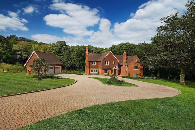 5 bed detached house for sale in Gardeners Hill Road, Wrecclesham, Farnham GU10