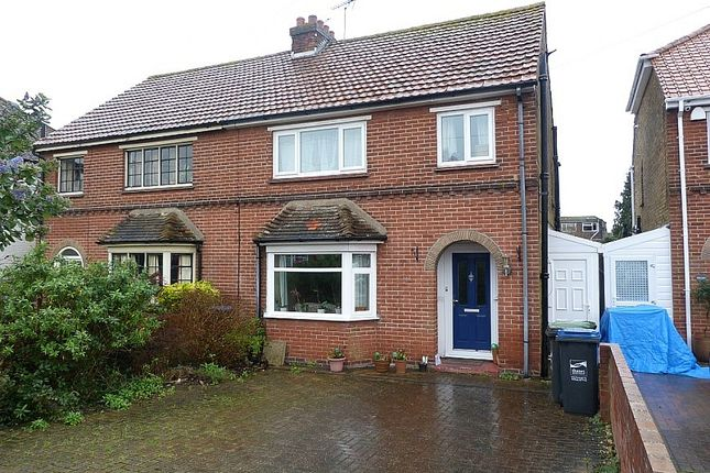 Thumbnail Property for sale in Salisbury Avenue, Broadstairs
