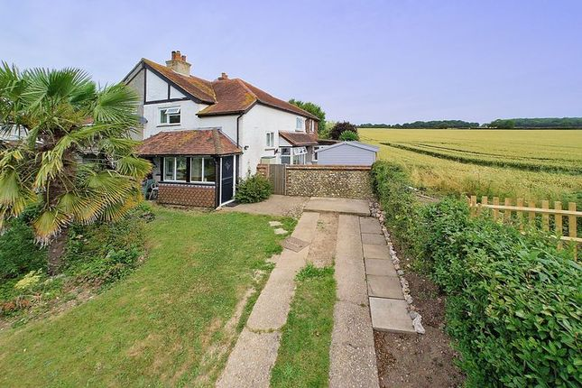 Thumbnail Property for sale in Downs Road, Chichester