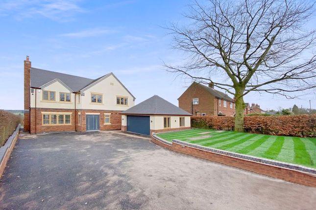 Thumbnail Detached house for sale in Meadow View House, Haddon Lane, Chapel Chorlton