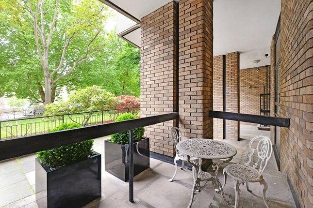 Terrace of Southacre, Hyde Park Crescent, London W2