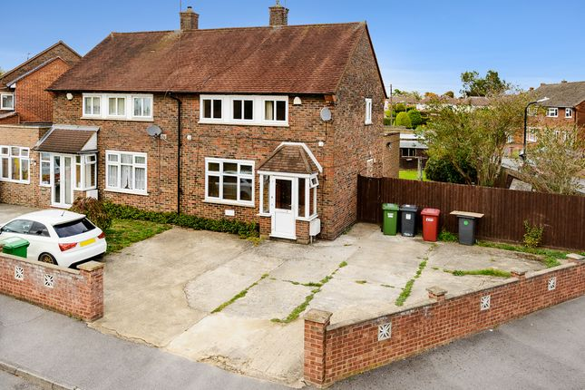 Thumbnail Property to rent in Blandford Road South, Langley, Slough