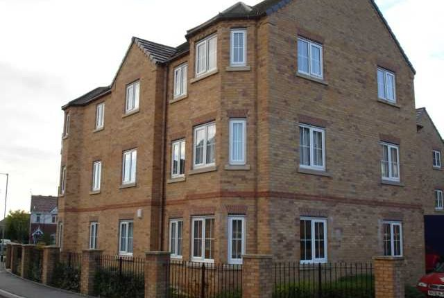 Thumbnail Flat to rent in Chandlers Court, Victoria Dock, Hull