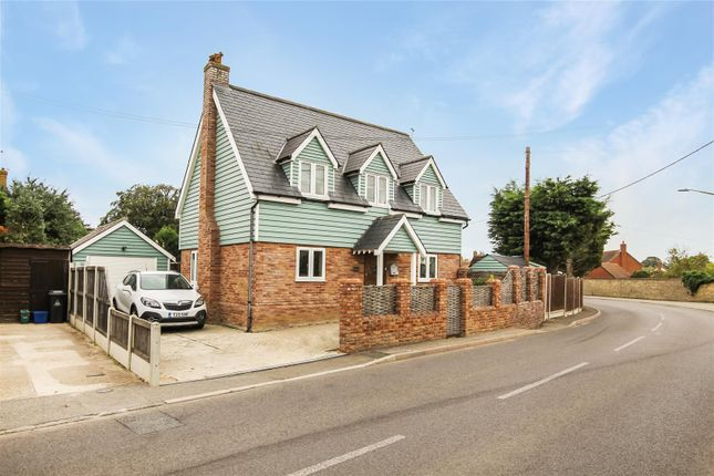 Thumbnail Detached house for sale in Burnham Road, Southminster