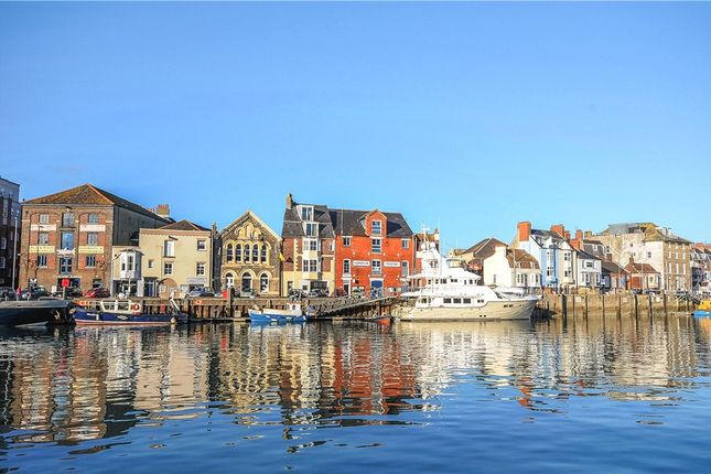 Thumbnail Flat for sale in Groves Malthouse, Spring Road, Weymouth, Dorset