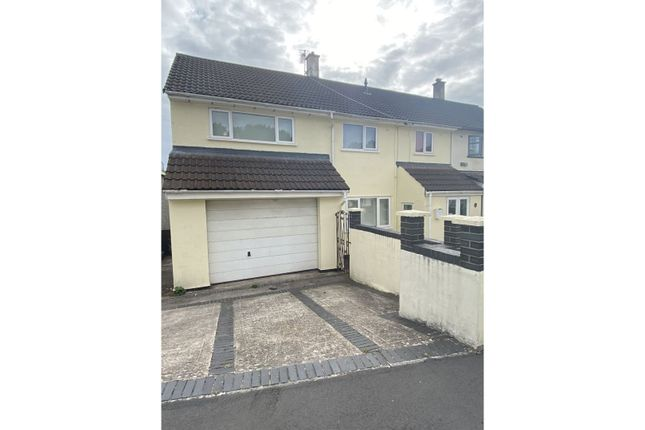 Thumbnail Semi-detached house to rent in Hungerford Crescent, Bristol