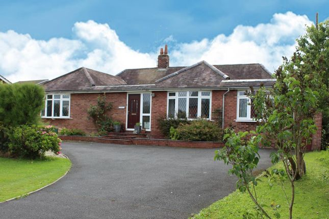 Thumbnail Bungalow for sale in Station Road, Minsterley