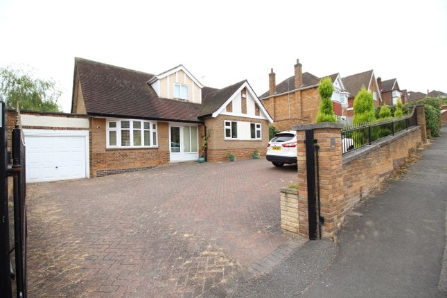 Thumbnail Bungalow for sale in Bakewell Avenue, Carlton, Nottingham