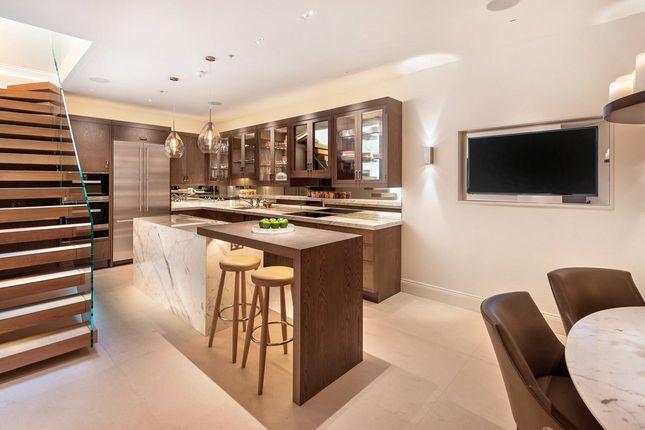 Kitchen of Pond Place, London SW3