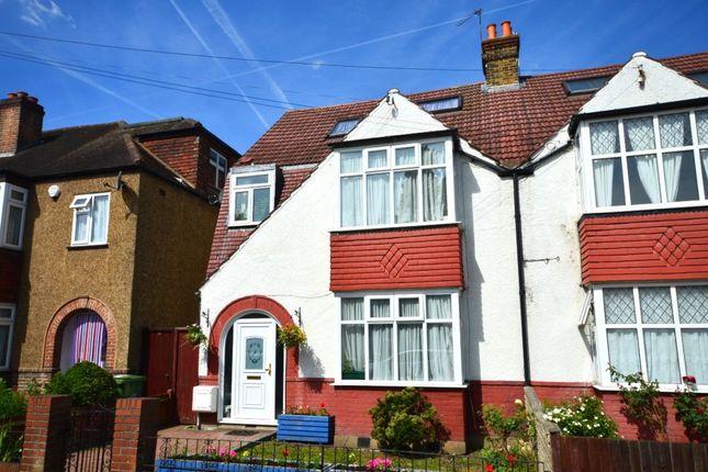 Thumbnail Semi-detached house for sale in Riverview Park, London