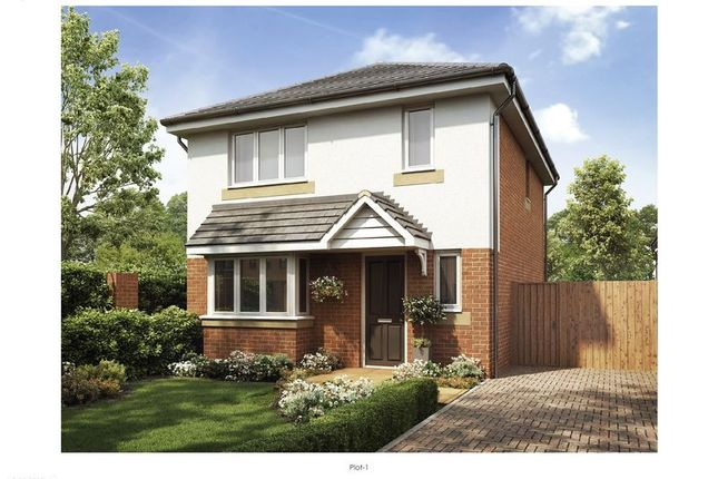 Thumbnail Detached house for sale in The Edgworth, Deepdale Gardens, Bolton