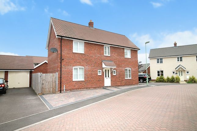 Thumbnail Detached house for sale in Maidenhair Way, Red Lodge