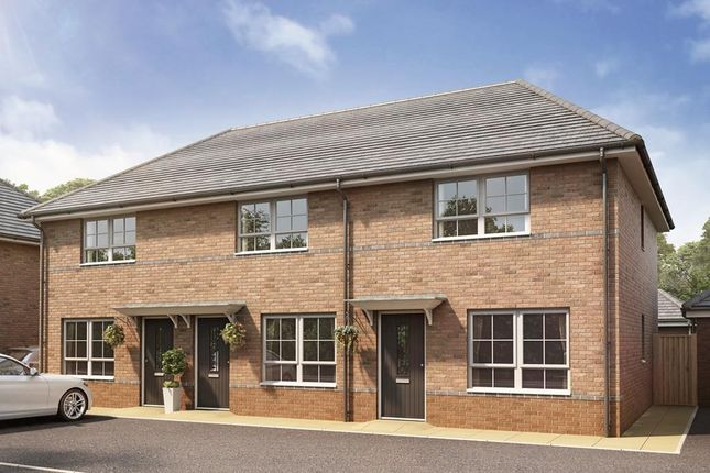 """Thumbnail End terrace house for sale in """"Brookvale"""" at Lydiate Lane, Thornton, Liverpool"""