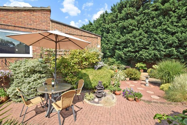 Thumbnail Detached bungalow for sale in Upper Mill, Wateringbury, Maidstone, Kent