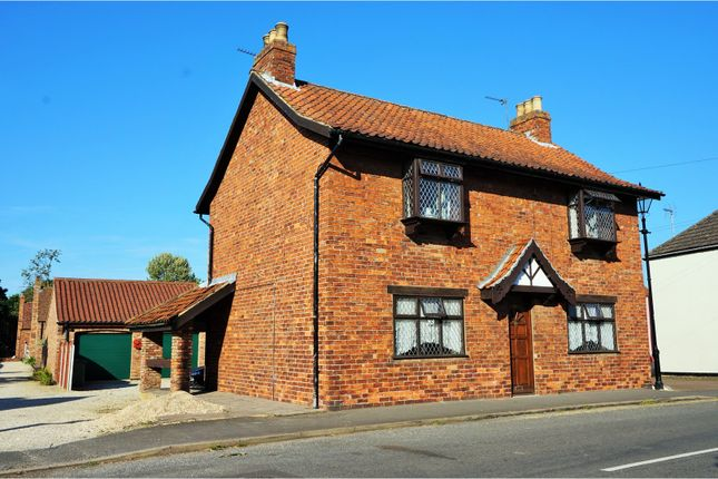 Thumbnail Detached house for sale in High Street, Scotter, Gainsborough