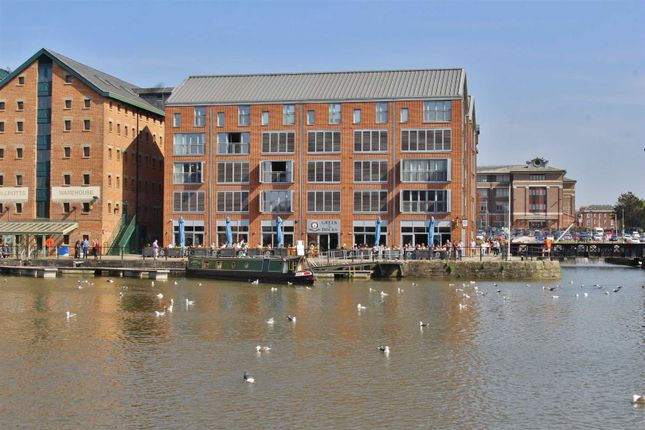 Thumbnail Flat to rent in Merchants Quay, The Docks, Gloucester