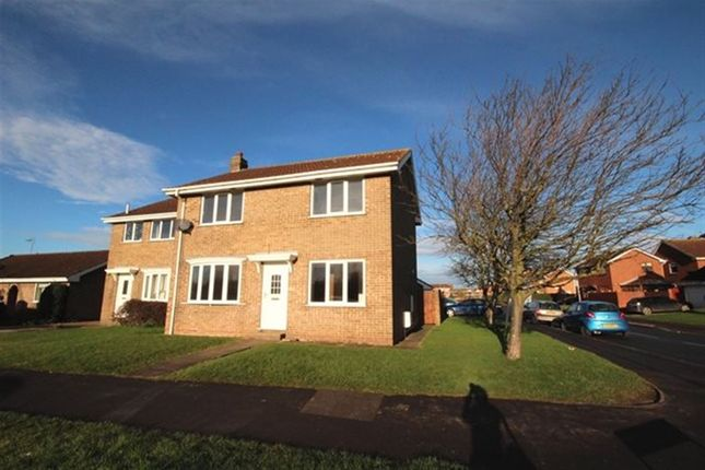 Thumbnail Detached house to rent in Field Lane, Thorpe Willoughby, Selby