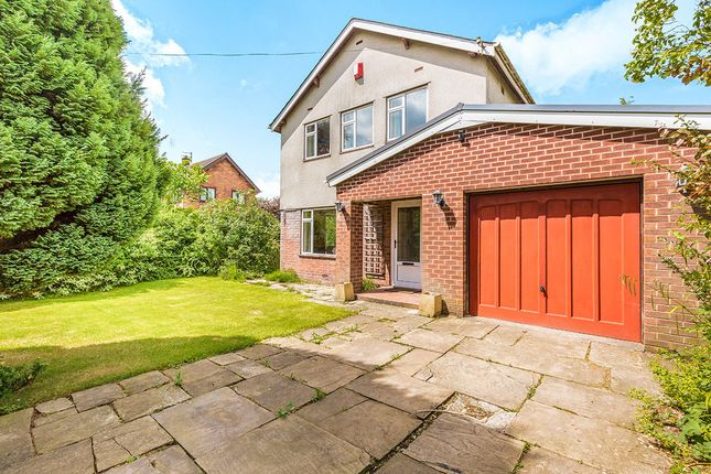 Thumbnail Detached house for sale in Highrigg Drive, Broughton, Preston