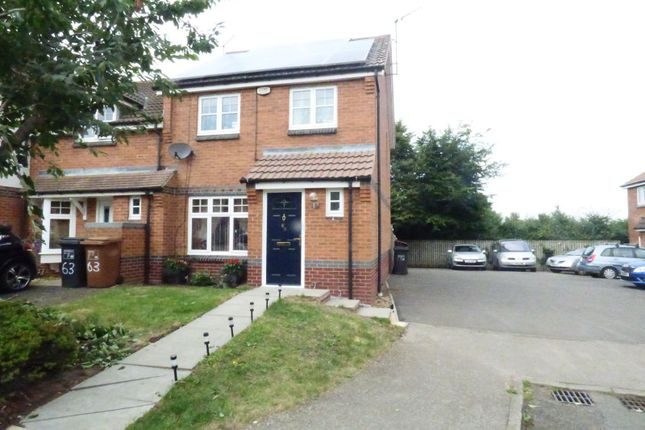 Thumbnail Terraced house for sale in Nene Place, Northampton