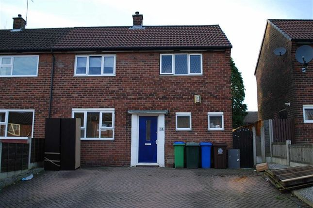 Thumbnail Semi-detached house to rent in Kingswood Road, Middleton, Manchester