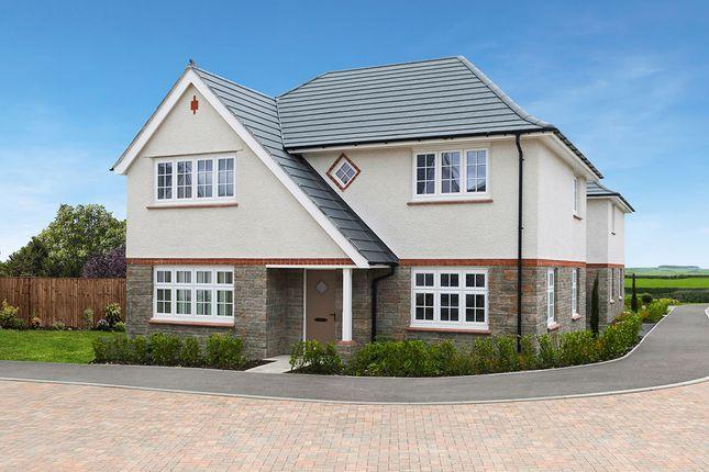 Thumbnail Detached house for sale in Weaver Park, Access Via School Lane, Hartford, Cheshire