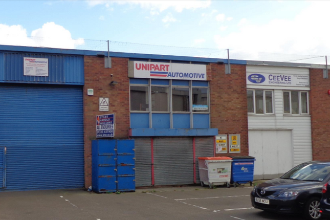 Thumbnail Industrial to let in Edison Road, Eastbourne