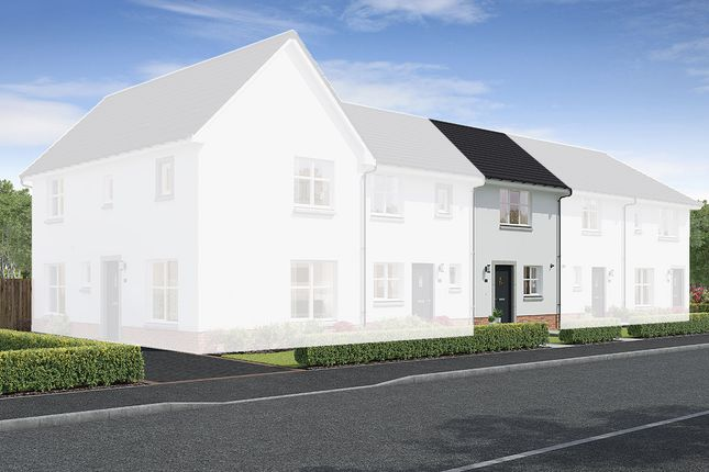 """Thumbnail Terraced house for sale in """"Aviemore"""" at Whitehills Gardens, Cove, Aberdeen"""